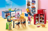 Family Kitchen Playmobil 70206