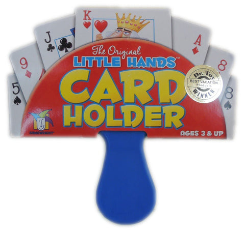 Little Hands Card Holder - Gamewright - Finnegan's Toys & Gifts