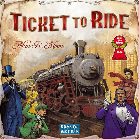 Ticket To Ride - USA - Finnegan's Toys & Gifts
