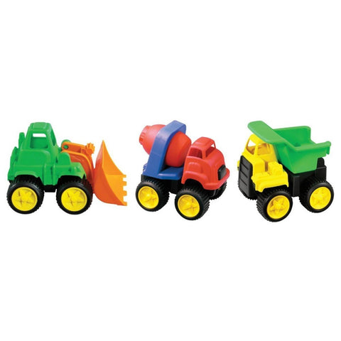 Kidoozie Little Tuffies Trucks - Finnegan's Toys & Gifts - 1