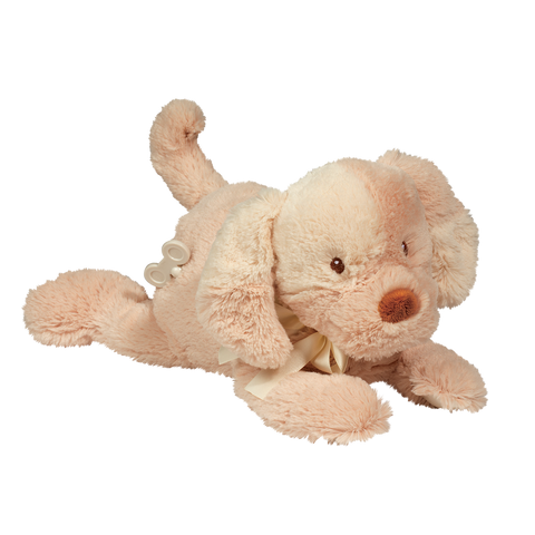 Douglas - Tan Puppy Musical 13""