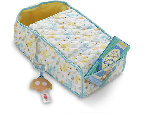 Mine to Love Bassinet Play Set
