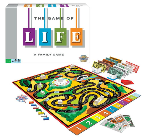 The Game of Life Classic Edition - Finnegan's Toys & Gifts