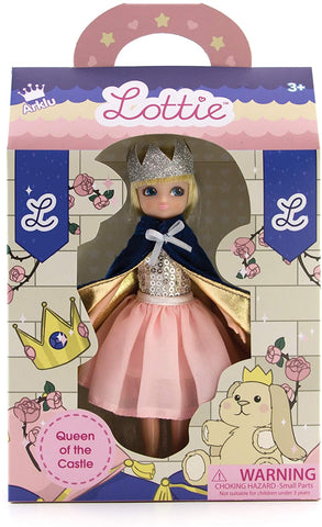 Queen of the Castle Lottie Doll