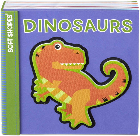 Soft Shapes Dinosaurs Book