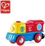 Hape - Brave Little Engine Battery Powered
