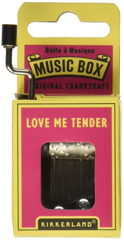 "Music Box (""Love Me Tender"") - Finnegan's Toys & Gifts"
