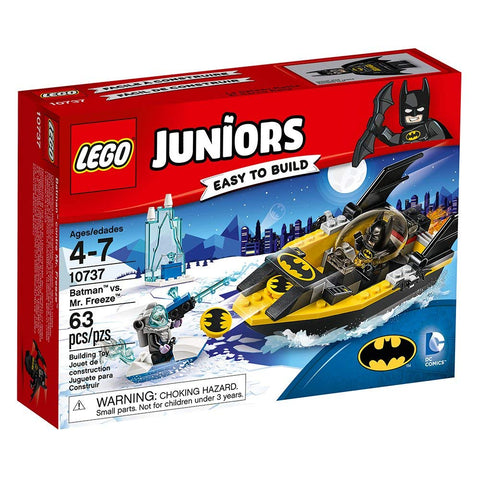 LEGO Juniors 10737 - Batman vs. Mr. Freeze