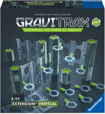Gravitrax Pro: Vertical Expansion Set for Gravitrax Building Sets