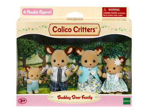 Calico Critters - Buckley Deer Family