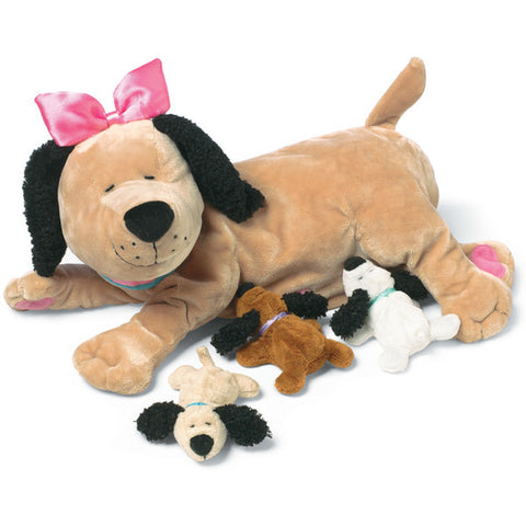 Manhattan Toy - Nursing Nana Dog - Finnegan's Toys & Gifts