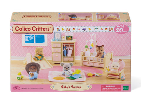 Calico Critters - Baby's Nursery