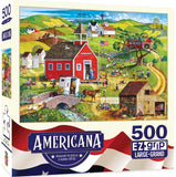 School Days - 500pc EzGrip Puzzle