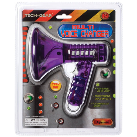 Multi Voice Changer - Finnegan's Toys & Gifts