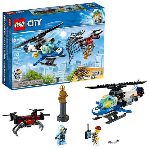 LEGO City - 60207 Sky Police Drone Chaser