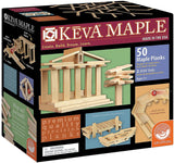 50 Maple Planks - KEVA Contraptions