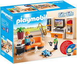 Living Room - Playmobil 9267