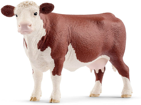 Hereford Cow Schleich 13867