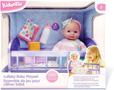 Lullaby Baby Doll Playset