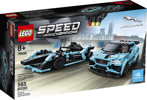 LEGO Speed 76898 Formula E Panasonic Jaguar Racing GEN2 c