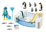 Playmobil 9062 - Penguin Enclosure