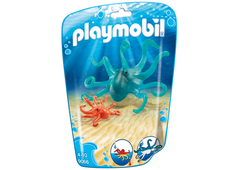 Playmobil 9066 - Octopus with Baby
