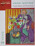 Purple Robe  (1000 pc Puzzle)