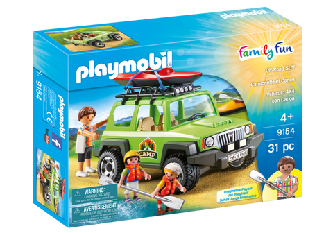 Playmobil 9154 - Off-Road SUV