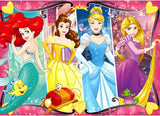 Disney Princess: Heartsong Glitter Puzzle (60 pcs)
