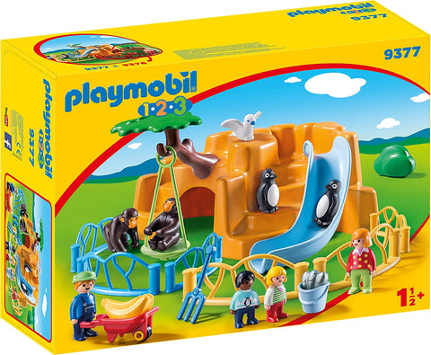 Playmobil 1.2.3 Zoo