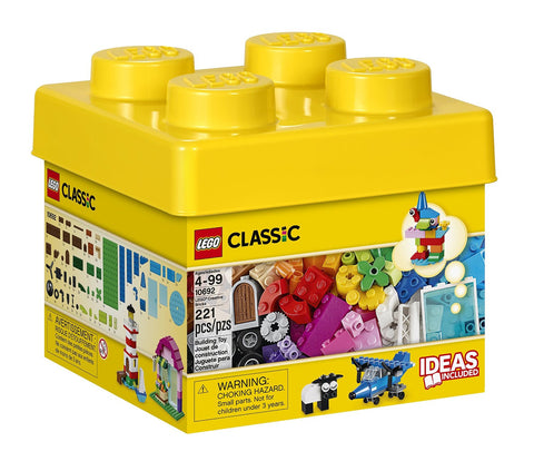 Lego 10692 Creative Bricks - Finnegan's Toys & Gifts - 1