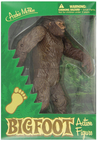 Bigfoot Action Figure - Finnegan's Toys & Gifts - 1