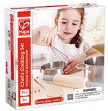 Hape Chef's Cooking Set - Finnegan's Toys & Gifts - 1