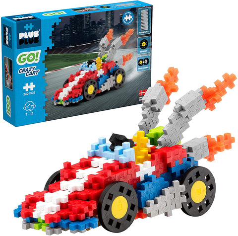 Crazy Cart Building Set