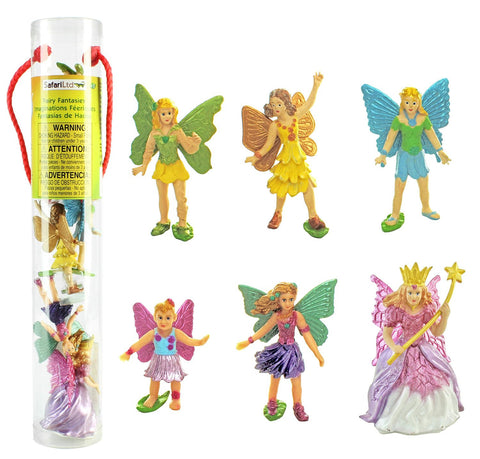 Fairy Fantasies Toob - Finnegan's Toys & Gifts