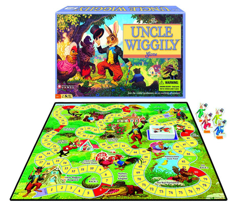 Uncle Wiggily Game - Finnegan's Toys & Gifts