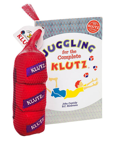 Klutz - Juggling for the Complete Klutz