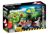 Playmobil 9222 - Ghostbusters Slimer with Hot Dog Stand