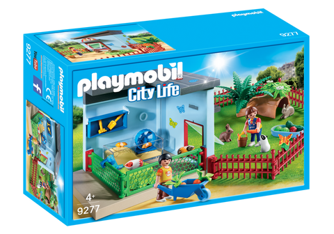 Playmobil 9277 - Small Animal Boarding