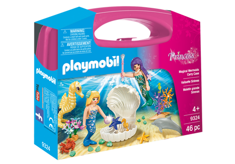 Playmobil 9324 - Magical Mermaids Carry Case