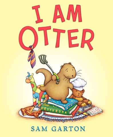 I Am Otter -- HC Same Garton
