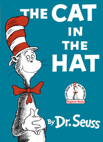 The Cat in the Hat - Dr. Seuss (Hardcover)