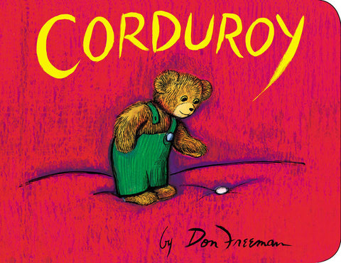 Corduroy - Don Freeman (Board Book)