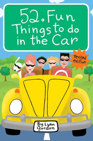 52 Fun Things to do in the Car