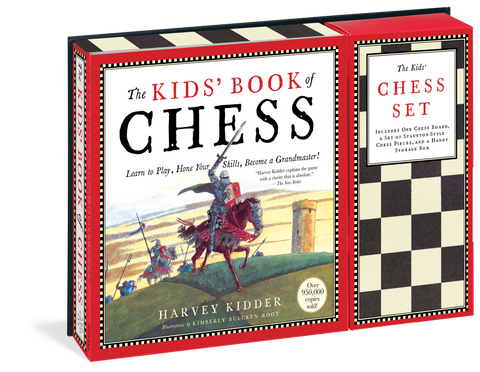 Kids' Book of Chess with Chess Set