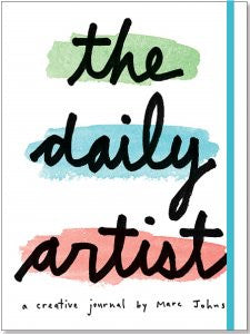 The Daily Artist Creative Journal - Finnegan's Toys & Gifts