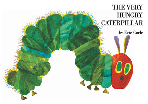 The Very Hungry Caterpillar - Eric Carle (Hardcover)