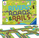 Rivers, Roads and Rails Game