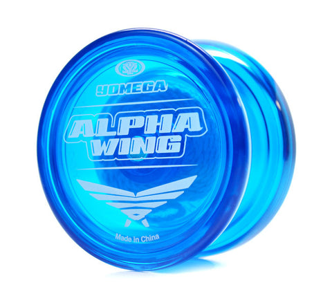 Alpha Wing Yo-Yo (Assorted Colors) - Finnegan's Toys & Gifts