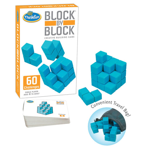 Block By Block - Finnegan's Toys & Gifts